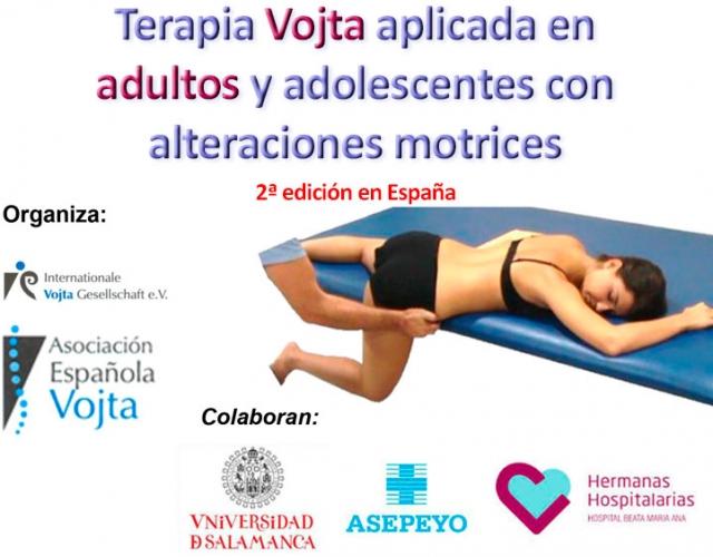 Terapia Vojta aplicada en adultos y adolescentes con alteraciones motrices