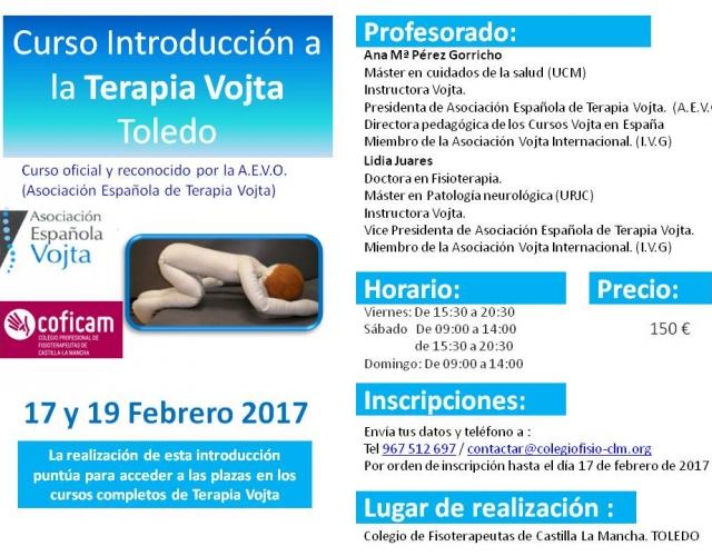 Curso de Introducción a la Terapia Vojta
