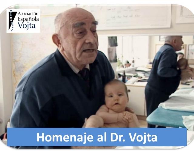 Homenaje al Dr. Vojta
